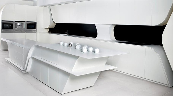 Amenajari interioare bucatarii moderne