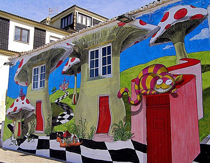 Usi-pictate-ericeiraportugalia