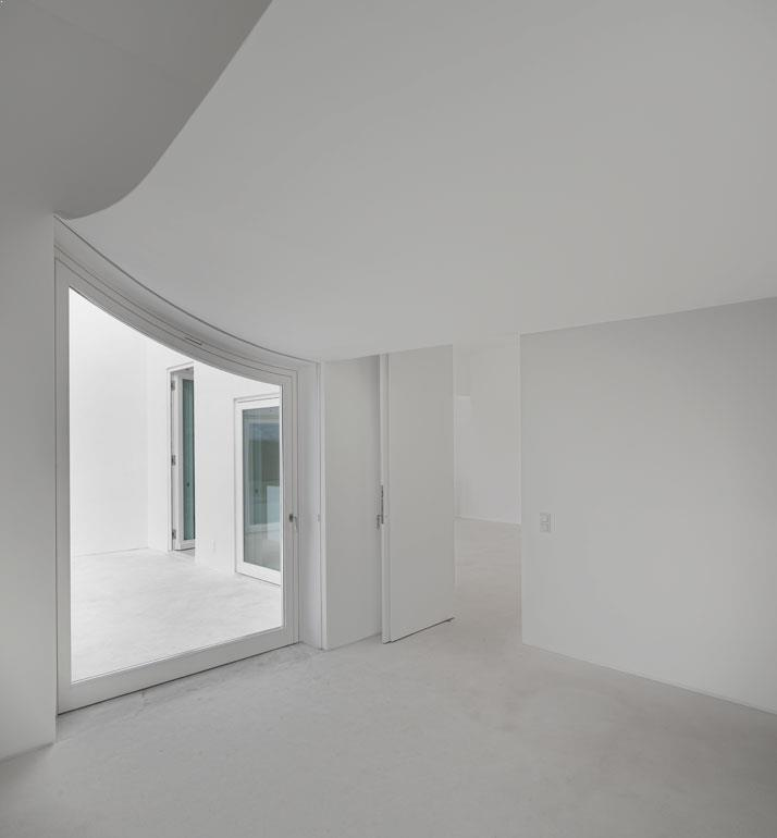 asi albe in amenajari interioare moderne