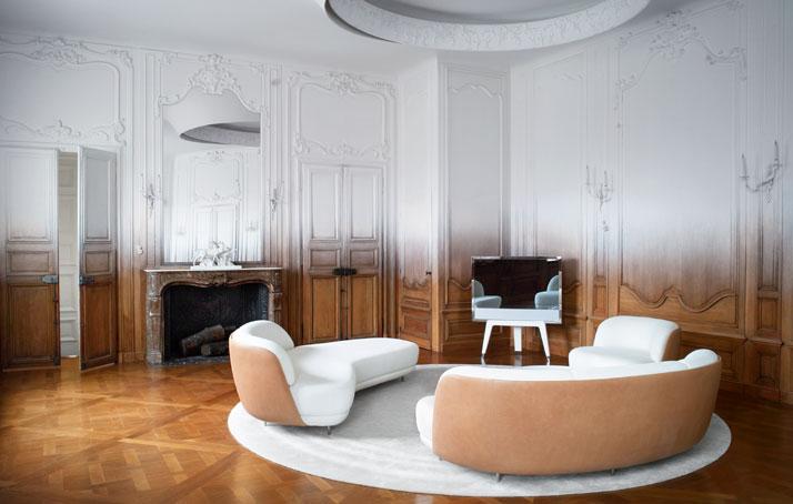 Amenajari interioare clasice-moderne