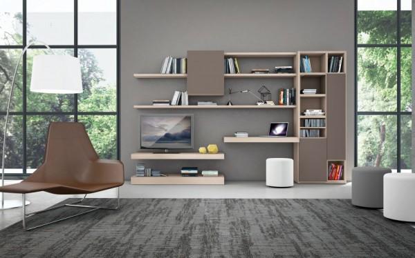 ambient mobila sufragerie moderna pentru tineret