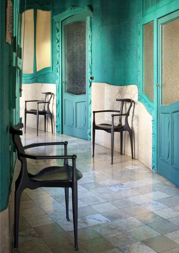 scaun vintage BD Barcelona
