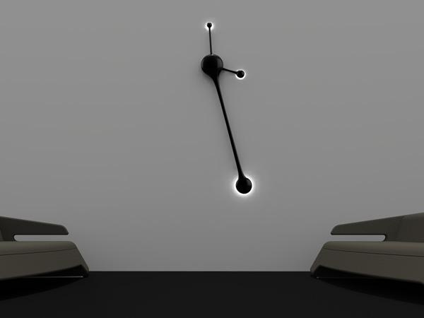 ceas perete modern