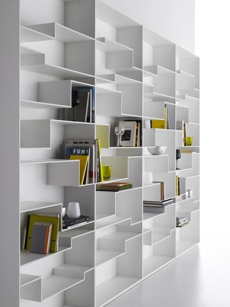 mobila mdf italia - biblioteca
