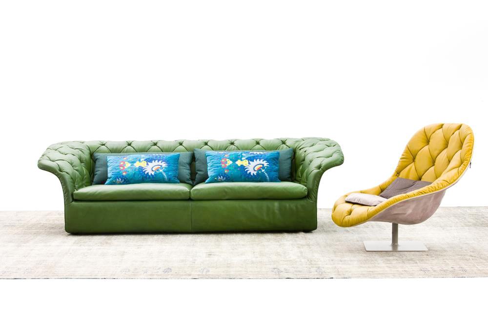 Canapea si fotoliu bohema