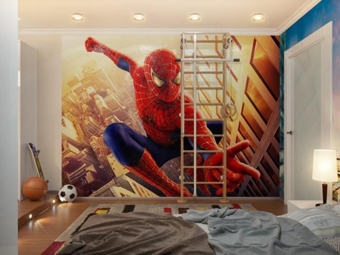 camere-de-copii-baieti-spiderman-1