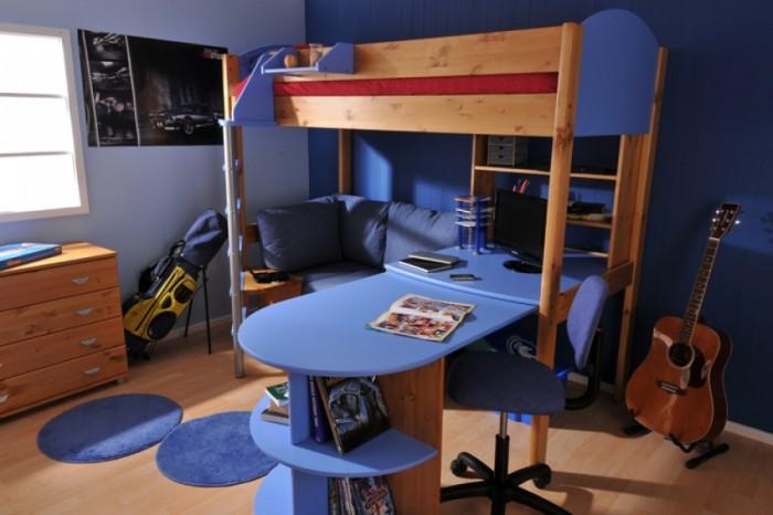 camere-de-copii-pat-etajat-birou-copii-2