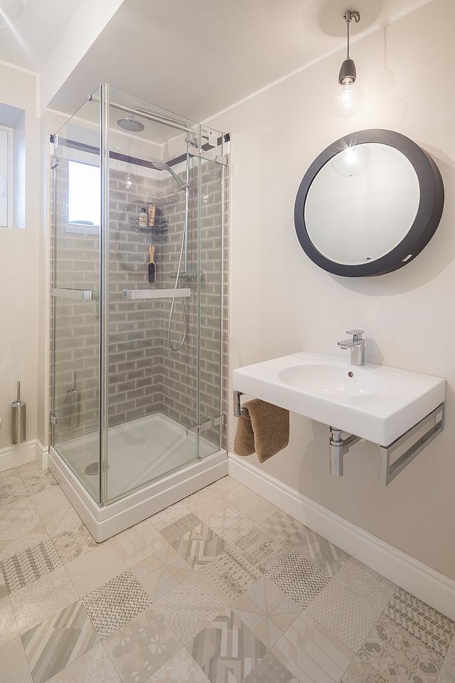 Amenajare baie cu dus apartament bucuresti