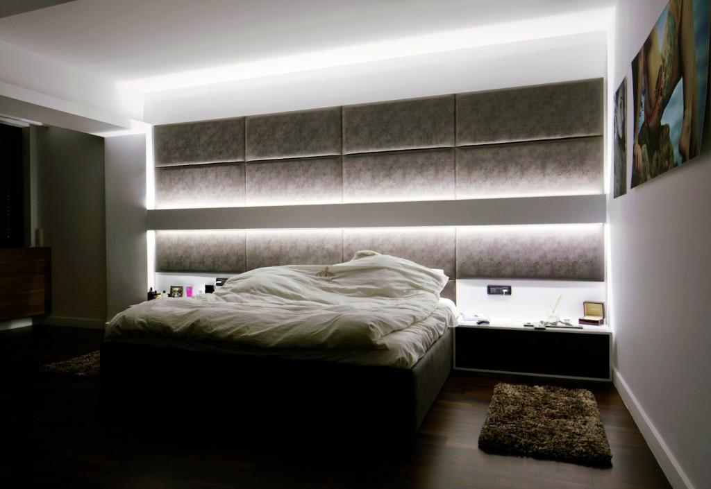 design interior dormitor matrimonial pat dublu