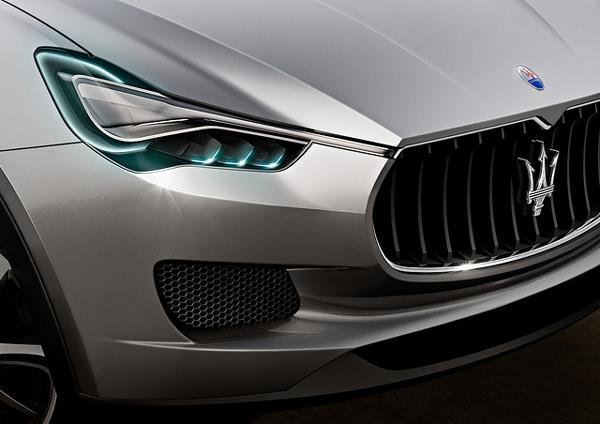 Cel mai bun SUV Maserati