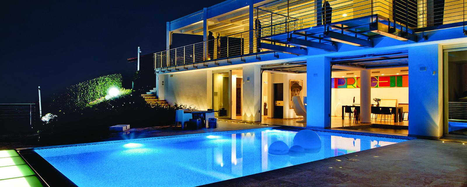 imagine piscina casa