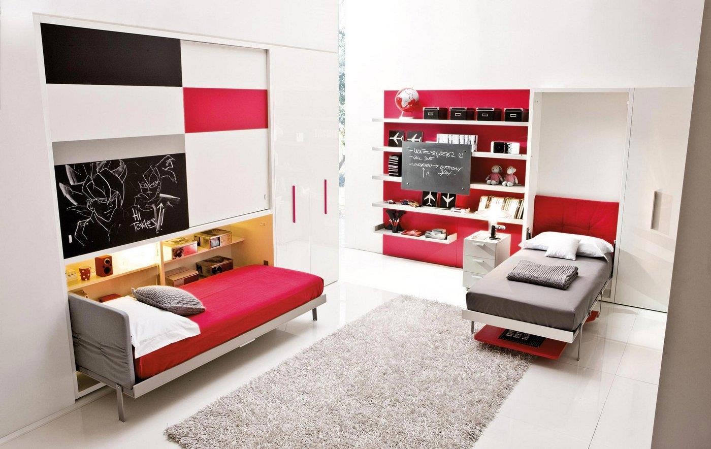 pat rosu cu alb pentru copii sau adulti