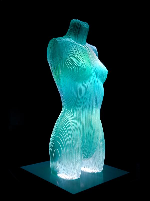 sculptura-bust-femeie
