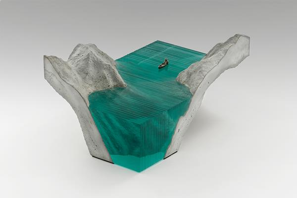 sculptura-sticla-abis-marin