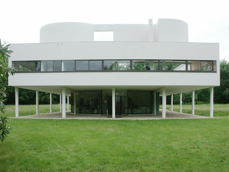 arhitectura moderna lego