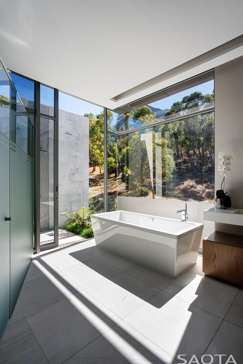 amenajare baie pereti sticla