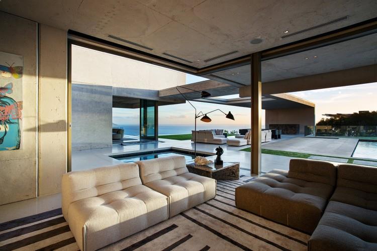 case moderne living cu terasa