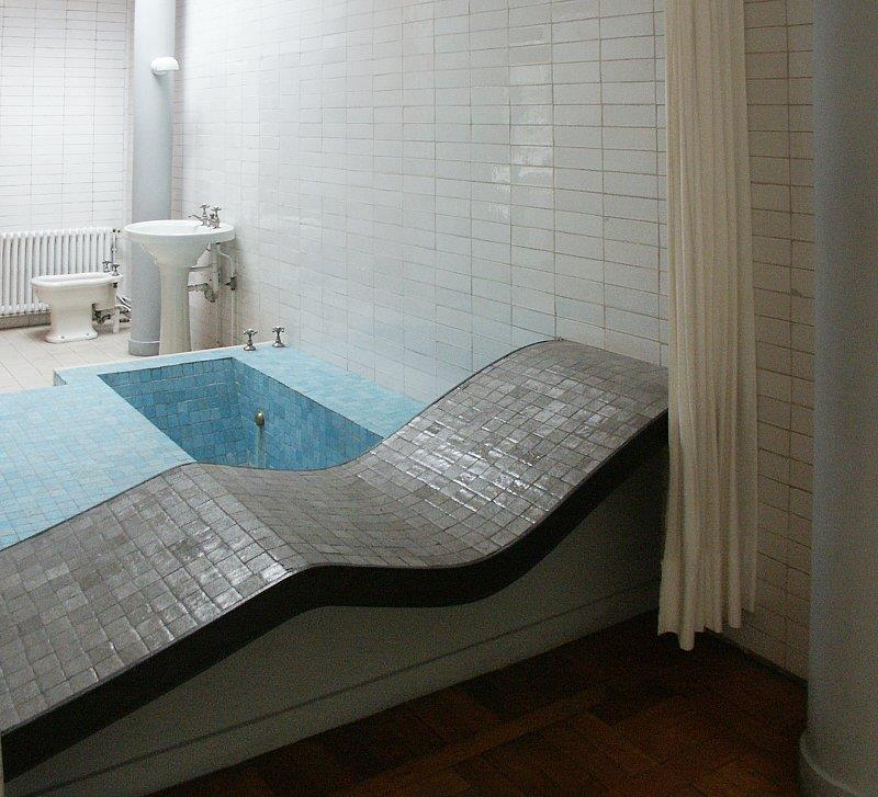 amenajare baie villa