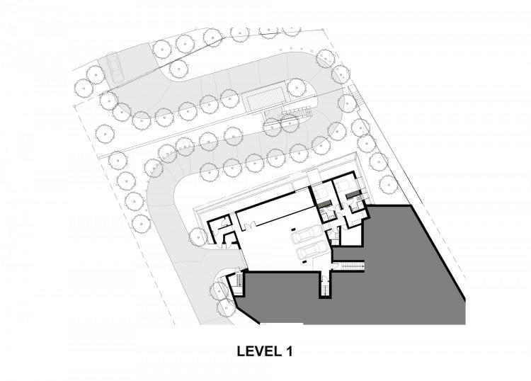 plan casa nivel 1