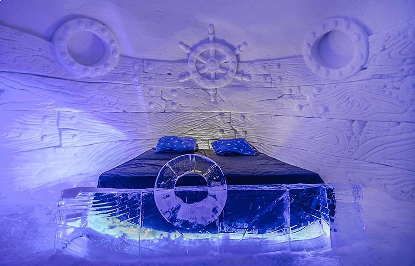 Kirkenes_Snowhotel