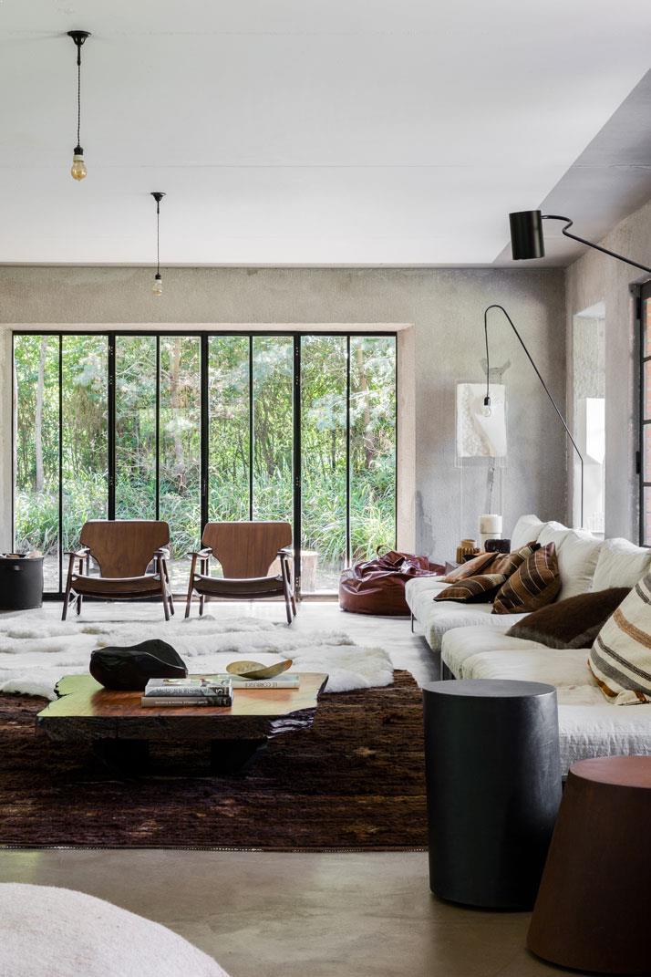 concept design interior pensiune si butique
