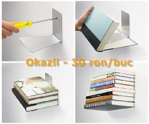 okazii - 30 ronbuc_rafturi_invizibile