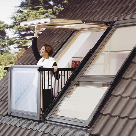fereastra mansarda balcon imagine 450x450