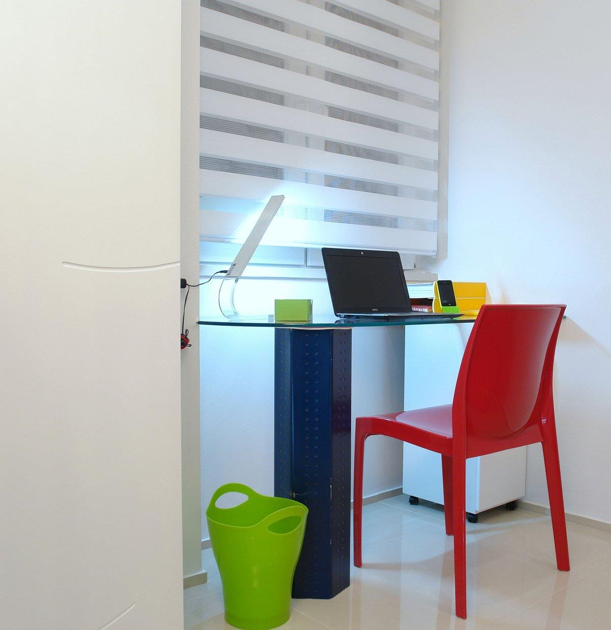 amenajare birou apartament