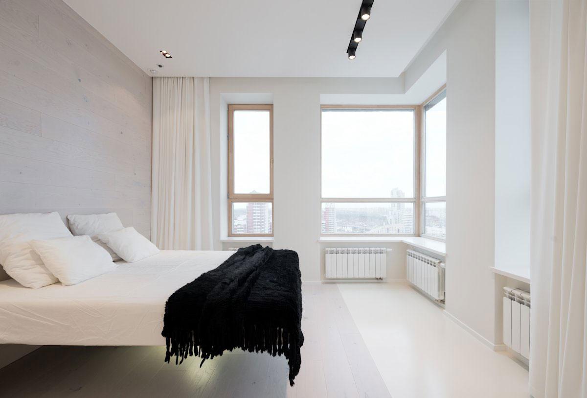 amenajare interioara dormitor modern