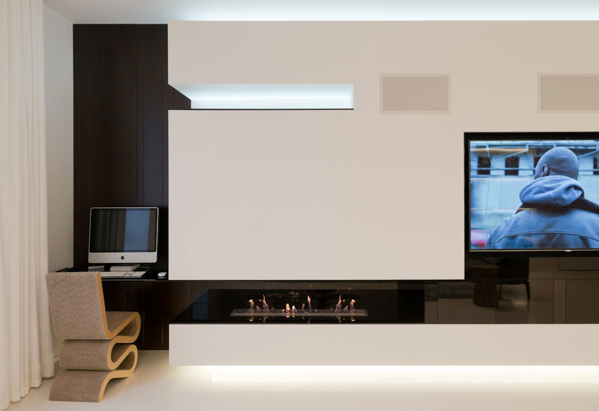 mobilier bucatarie modern inglobat