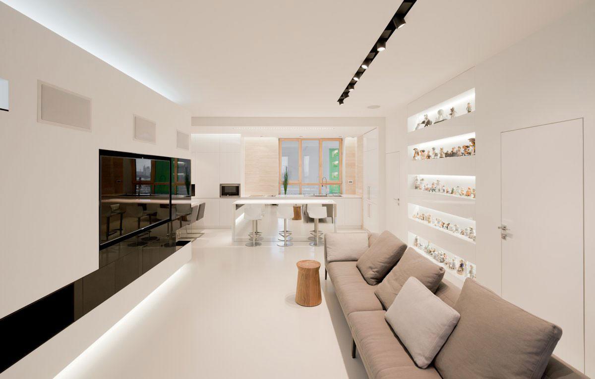 deoratiuni interioare moderne apartamente moderne