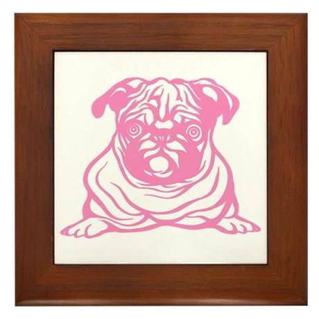 tablou urat ugly pug