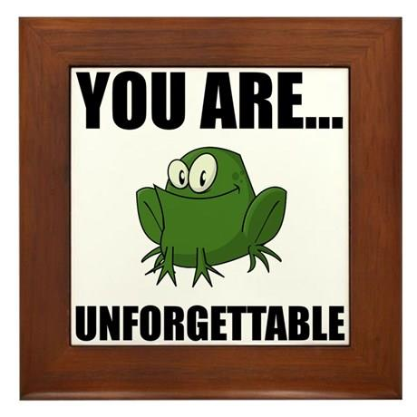 unforgettable_frog_framed_tile
