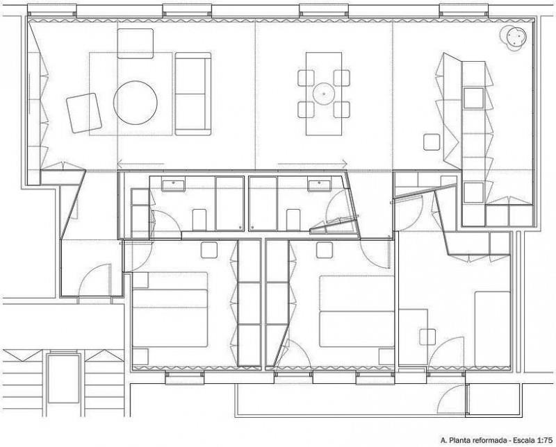 plan_amenajare_apartament_modern