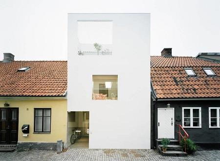 Case noi, Case vechi