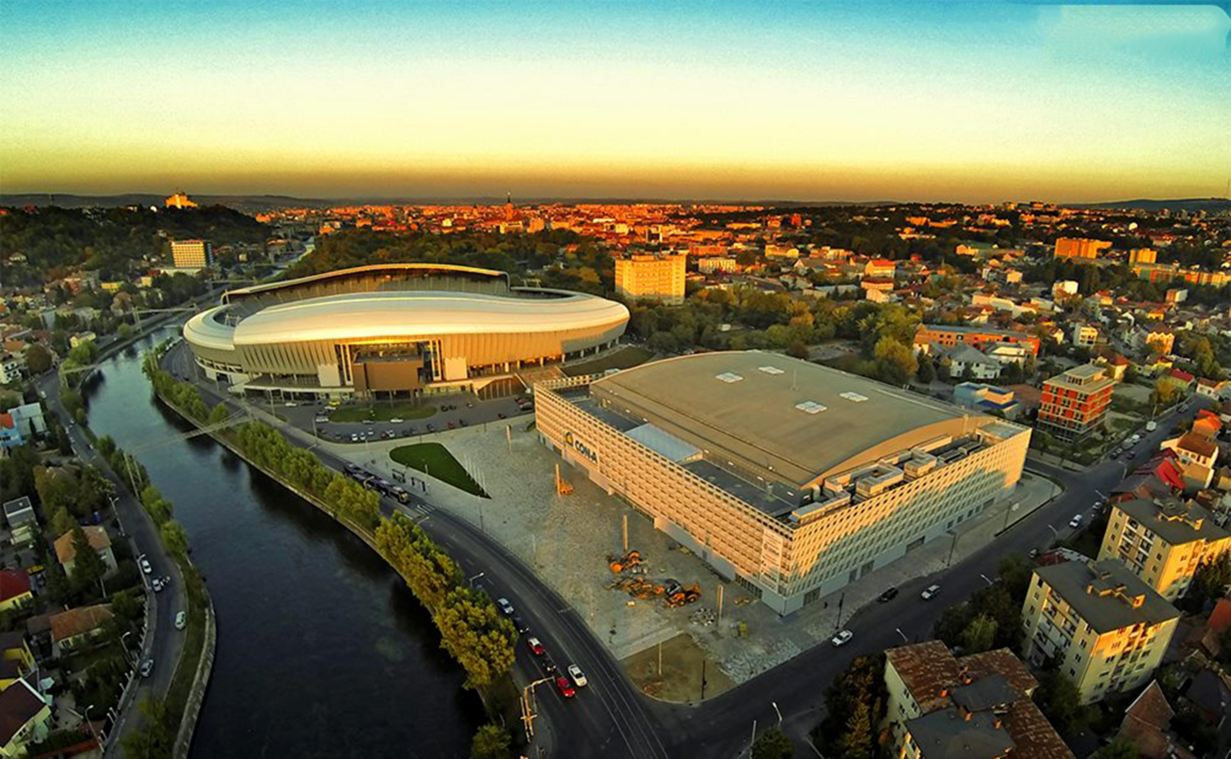 Cluj - expo transilvania oras tanar