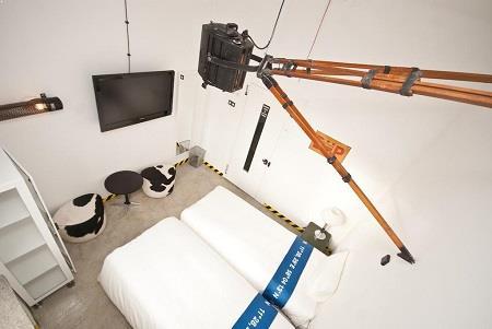 Amenajari interioare apartament hotel