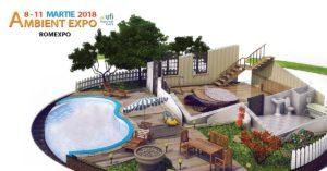 Amenajari interioare la Ambient Expo