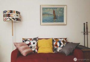 Design traditional romanesc în case cosmopolite