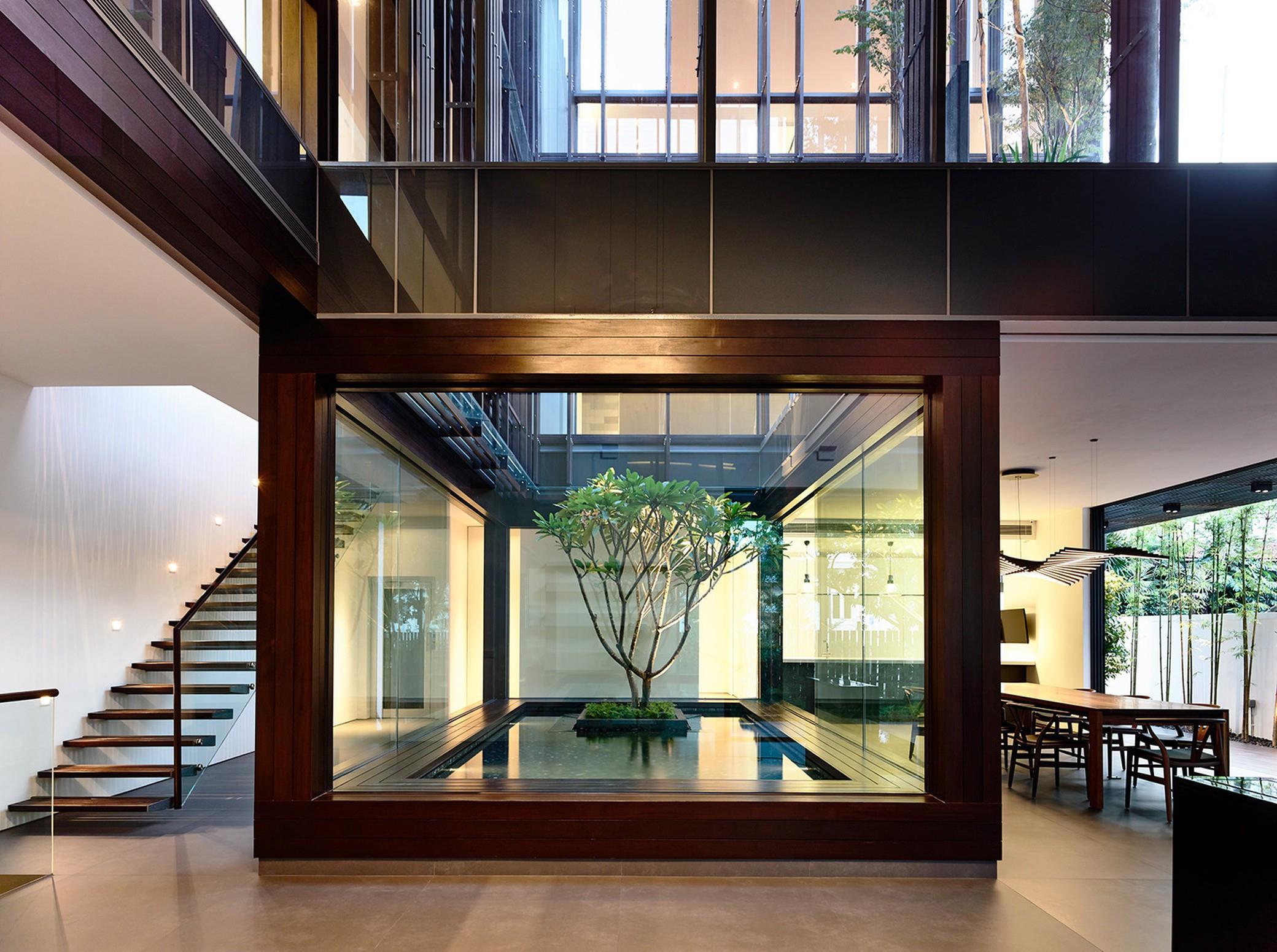 Living cu interioare zen fabuloase